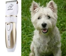 Tondeuse Canine PRO Pour Chien à Poil Long Toilettage Westie Coupe Tonte Tondre