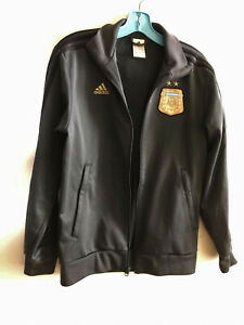 Adidas Lionel MESSI Argentina/AFA Track Soccer Jacket - Adult Small