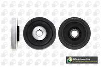 BGA Crankshaft Pulley Belt TVD Torsion Vibration Damper DP0598 - 5 YEAR WARRANTY