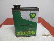 bidon d'huile BP solexine