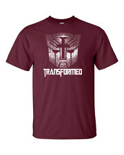 BE TRANSFORMED Romans 12:2 Change Christian Life Men's Tee Shirt 888