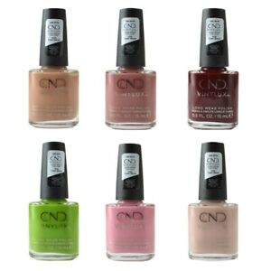 CND Vinylux - Autumn Addict Collection Fall 2020 - CHOOSE ANY