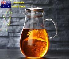 Penguin Style Large Size Glass Teapot Water Jug Juice Jug Sharing Mug 1900ml