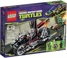 LEGO Teenage Mutant Ninja Turtles/Tmnt-Shredder 's Dragon BIKE (79101) BNISB