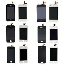 US LCD Display Screen+Touch Digitizer Assembly Frame for iPhone 5/4/3GS/3G