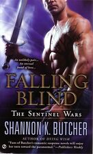 Shannon K. Butcher  Falling Blind  The Sentinel Wars Paranormal Romance  Pbk NEW