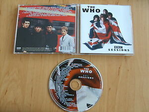 "The Who ""BBC sesions"" POLYDOR"