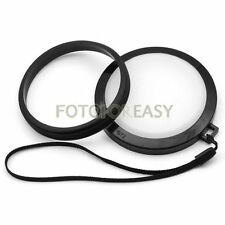 82mm White Balance Lens Filter Cap with Filter Mount
