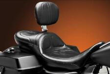Le Pera Mav Daddy Lng Legs W/Backrest Lk-957Dlbrs Seats Two-Up Seat