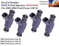 Genuine PORSCHE Bosch 0280150105 fuel injectors NEW  911 911S Carrera