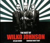 Wilko Johnson (Dr Feelgood) The Best Of Wilko Johnson Vol 1&2 DLP SEALED VINYL