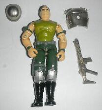 1988 GI Joe Super Trooper Mail Away Figure Helmet Gun Parts Repair *Not Complete