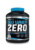 Biotech USA Iso Whey Zero Protein Lactose & Gluten Free isolate New +Shaker