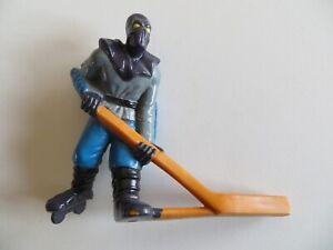 Vintage Remco TMNT Ninja Turtles 1990 Subterranean Sewer Hockey The Foot Soldier