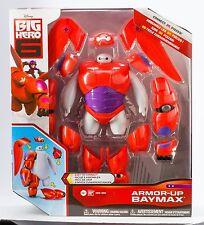 Disney-Big Hero 6-Armor-Up Baymax-Childs Playset-Convient 4+ ans