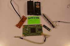 Samsung LN-R238W S Small Parts Repair Kit TCON;CONTROLS;IR SENSOR;PCB LED; SPEAK