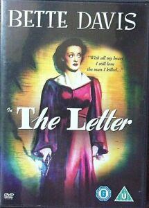 The Letter (DVD 2006) - Bette Davis