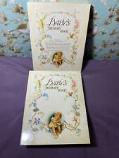 Baby's Memory Book - Philomel Books - Vintage/unused In Box (1985) Pop-up