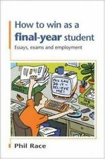 How to Win as a Final-Year Student-ExLibrary