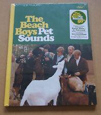 THE BEACH BOYS Pet Sounds 50th Anniversary 2016 Euro 4-CD + Blu-Ray set SEALED
