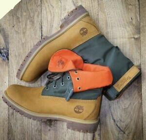 Timberland Gaiter Nubuck Boots (US Youth Size 5.0)