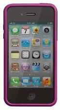 Case-Mate Pop Dni Funda para Apple Iphone 4/4s - Negro/Raspberry Pi