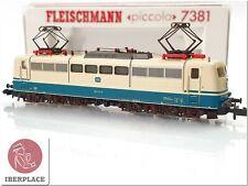 N 1:160 escala modelismo locomotora trenes Fleischmann 7381 BR 151 111-2 DB <