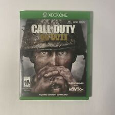 Call of Duty: WWII (Xbox One, 2017)