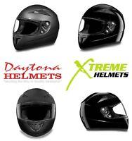 Daytona Shadow Helmet Full Face Motorcycle DOT XS S M L XL 2XL