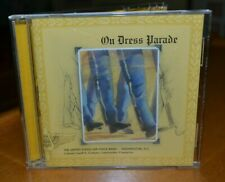 United States Air Force Band On Dress Parade CD Queen City Bull Trombone Kilties