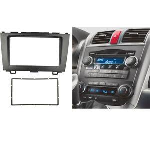Double Din Audio Fascia for Honda CR-V 2008-2011 Radio CD GPS DVD Stereo Panel