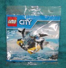 LEGO CITY: Prison Island Helicopter Polybag Set 30346 BNSIP