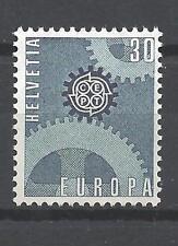 EUROPA 1967 Suisse - Switzerland neuf ** 1er choix