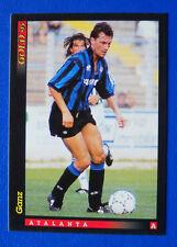 CALCIO CARDS SCORE GOLD 93 - NUOVI ARRIVI - n. 32 - GANZ - ATALANTA