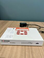 Fortinet FORTIGATE 50e Network Security/firewall Appliance