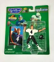 1998 NFL Extended Starting Lineup Jim Harbaugh Baltimore Ravens Action Figure