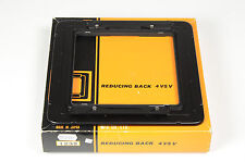 Toyo View - Reducing back from 5x7 to 4x5  4 v5v 1232  - Garanzia Tuttofoto.com