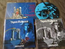 YNGWIE J. MALMSTEEN / inspiration /JAPAN CD LTD