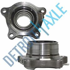 Pair: 2 New REAR 2007-12 Toyota Tundra Complete Wheel Hub and Bearing Assembly