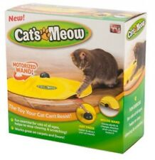 Cat's Meow Cat Toy (Pack of 12) + Makeup Sponge