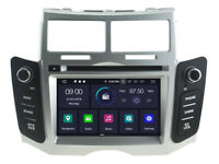Android 9.0 Car DVD GPS Stereo Player for Toyota Yaris 2005-2011 Headunit Nav