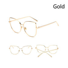 Cat Eye Sunglasses Women Luxury Eyeglasses Frame Sexy Eyewear Vintage Glasses