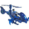 """Batman The Brave & The Bold Batman Attack Heli Copter  6"""" Inch Action Figures"""