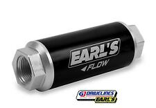 EARLS FORD E85 FUEL FILTER AU BA BF FG FGX XR6 TURBO F6 TYPHOON FALCON G6E KIT