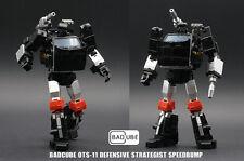 New Transformers BadCube Toy OTS-11 Speedbump MP Trailbreaker new In Stock