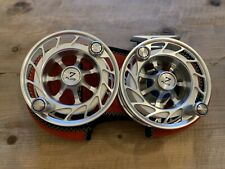 Hatch Finatic 7+ (with Extra Spool) — w/ Hatch backing / virtually Brand New!