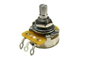 CTS 300K Audio Pot Split Shaft Vintage Style Log Potentiometer