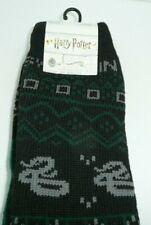 Slytherin Thick Warm Socks Harry Potter Snake House Winter Ugly Sweater Style