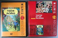 """DVD + livret. Tintin : """"Tintin et les Picaros""""  (GW)"""