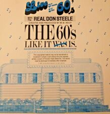 RADIO SHOW:LIVE FRM 60s w/REAL DON STEELE 7/30/90 63/66/68 JACK ELY, PAUL REVERE